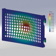 Finite Element Analysis (FEA) is used to verify suitability to task and compliance to Aust Standards